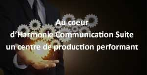 Centre de production omnicanal - communication client