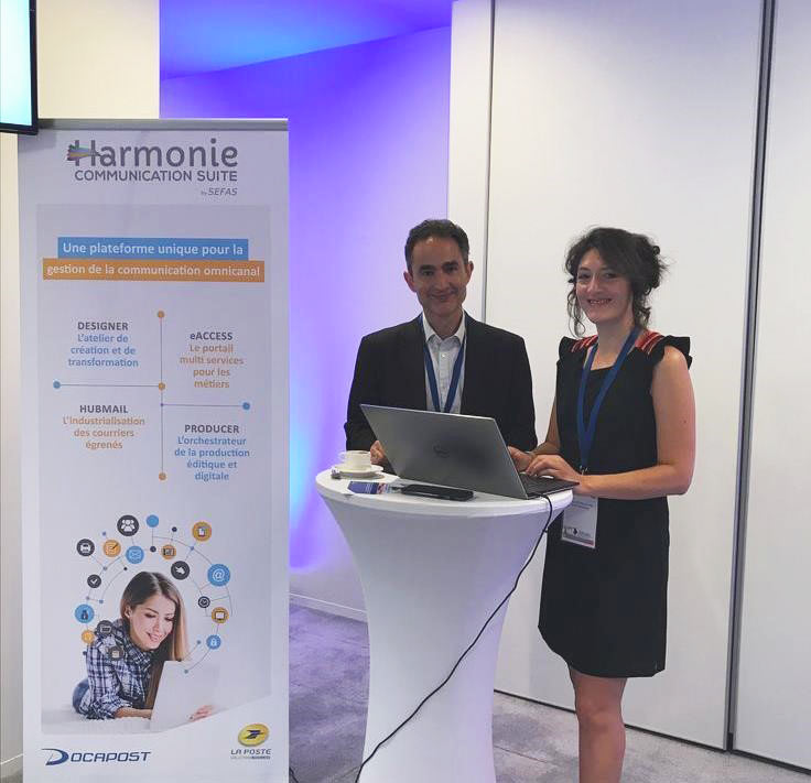 Solution de Sefas au ECFORUM 2017