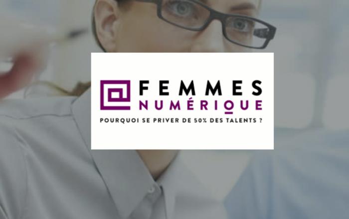 FEMMES DU NUMERIQUE