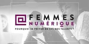 Bannière Femme du numérique