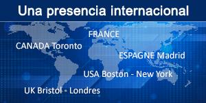 Una presencia internacional ES