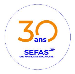 SEFAS INNOVATION – Logiciel d'éditique et CCM Logo